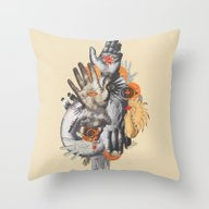 Levitation Throw Pillow