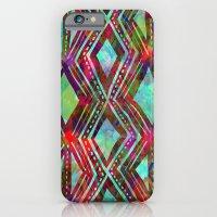 KENYA - Aqua iPhone 6 Slim Case