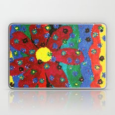 Mosaic flower Laptop & iPad Skin