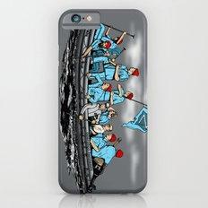 Team Zissou Crossing the Delaware iPhone 6 Slim Case
