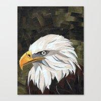 Eagle! Canvas Print