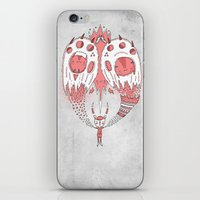With Open Arms iPhone & iPod Skin