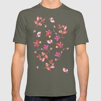 BLOOM Mens Fitted Tee Lieutenant SMALL