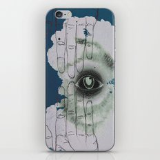 Clairvoyance iPhone & iPod Skin