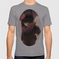 Rainy Days Mens Fitted Tee Athletic Grey SMALL
