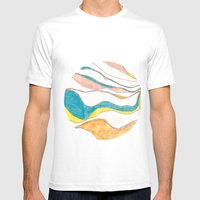 heritage Mens Fitted Tee White SMALL