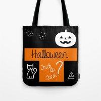 halloween! Tote Bag