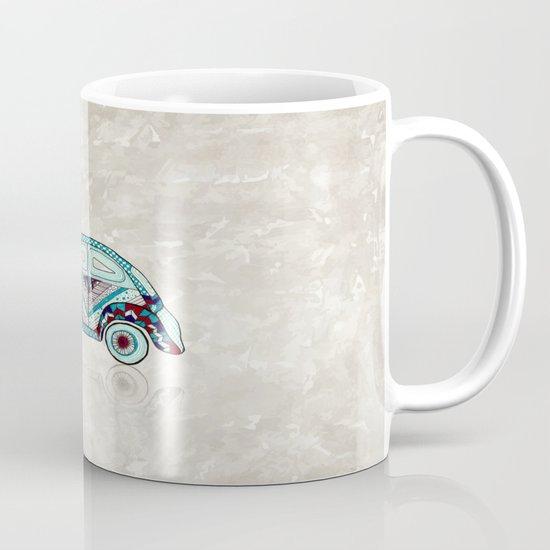 VosVos in Wonderland Mug