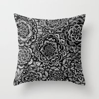 Tattoo Throw Pillow