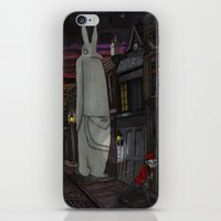 Schlepping Towards Bethl… iPhone & iPod Skin