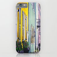 Row Of Color iPhone 6 Slim Case