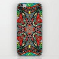 Mandala #1 iPhone & iPod Skin