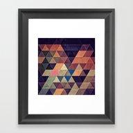 Fydyxy_pyxyl Framed Art Print