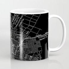Vintage Austin Negative Mug