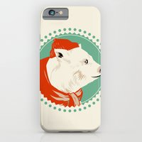 iPhone & iPod Case featuring The Life Arctic by Matt Taylor