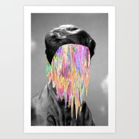 Never Going To Please Ev… Art Print