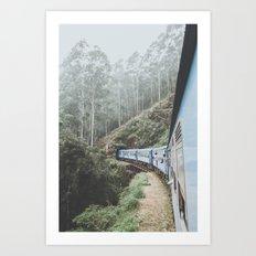 Sri Lanka IV Art Print