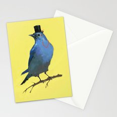 A Dapper Bluebird Stationery Cards