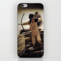 Tom Feiler Bow and Arrow iPhone & iPod Skin
