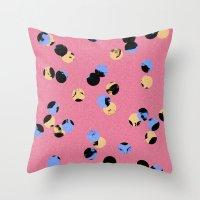Dot Dot Throw Pillow