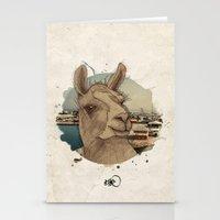 Adventurous Spirit Stationery Cards