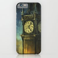 city iPhone & iPod Cases featuring Something for the Nerves by Alice X. Zhang