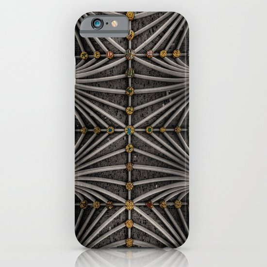 Ceiling bosses iPhone & iPod Case