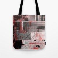 Memory And Perception 17 Tote Bag