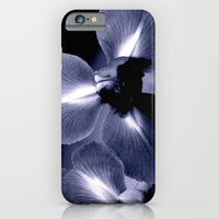 iPhone & iPod Case featuring Iris 2 by KunstFabrik_StaticMovement Manu Jobst