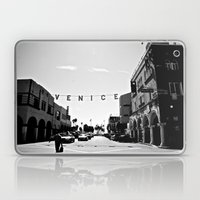 Venice Beach Sign Laptop & iPad Skin