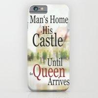 A Man's Home ... iPhone 6 Slim Case