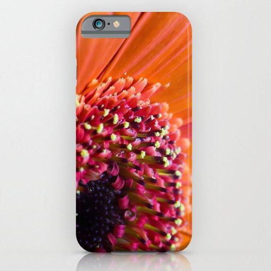 Orange Germini. iPhone & iPod Case
