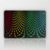 Curtains In Abstract Laptop & iPad Skin