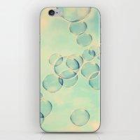 Falling Free iPhone & iPod Skin