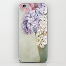 spring flowers iPhone & iPod Skin