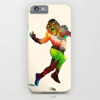 iPhone & iPod Case featuring Trophy Pose by choppre