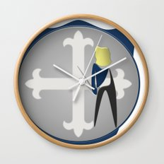 The Musketeer Wall Clock