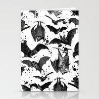BATS II Stationery Cards