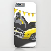 iPhone & iPod Case featuring Monkey Business by grant gay