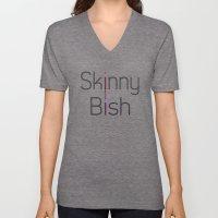 Skinny Bish Unisex V-Neck