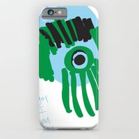 my eye is only on you [SQUID] [EYE]  iPhone 6 Slim Case