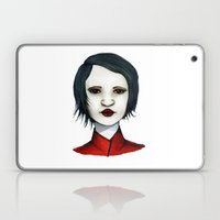Petroleum Girl Laptop & iPad Skin