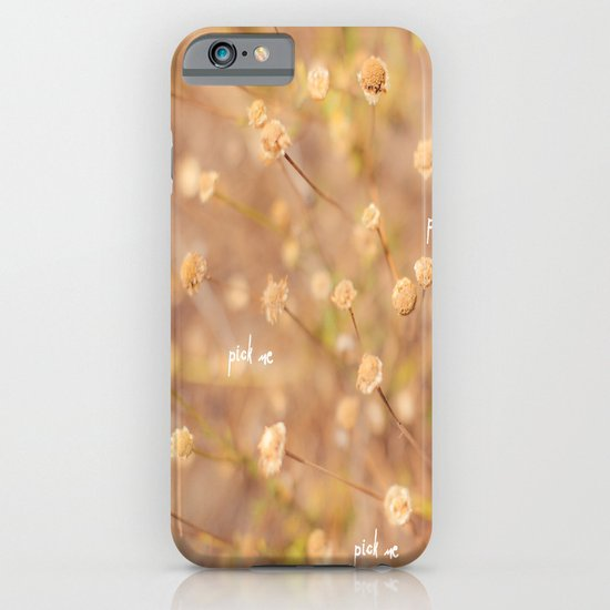 Pick Me iPhone & iPod Case