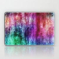 Melting Rainbow Watercolor Abstract Laptop & iPad Skin