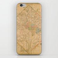 Civil War Washington D.C… iPhone & iPod Skin