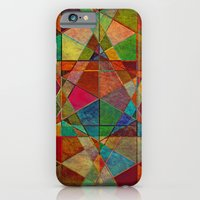 iPhone & iPod Case featuring The Beauty of Geometry 5 by Klara Acel