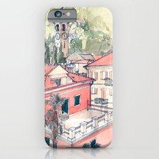 Baveno, Lake Maggiore, Northern Italy. iPhone 6 Slim Case
