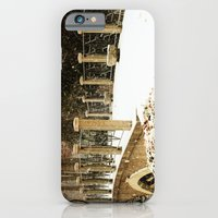 iPhone & iPod Case featuring A winter crossing by Wood-n-Images