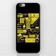 Breaking Bad World iPhone & iPod Skin