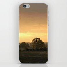 Sunrise in August iPhone & iPod Skin